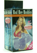 Bad Boy Buddies Body Vagina 4 Inch Purple