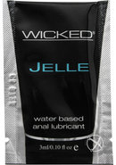 Wicked Jelle Latex Friendly Anal...
