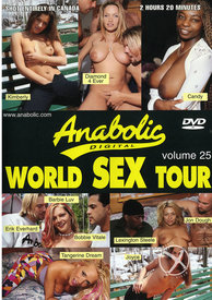 World Sex Tour 25
